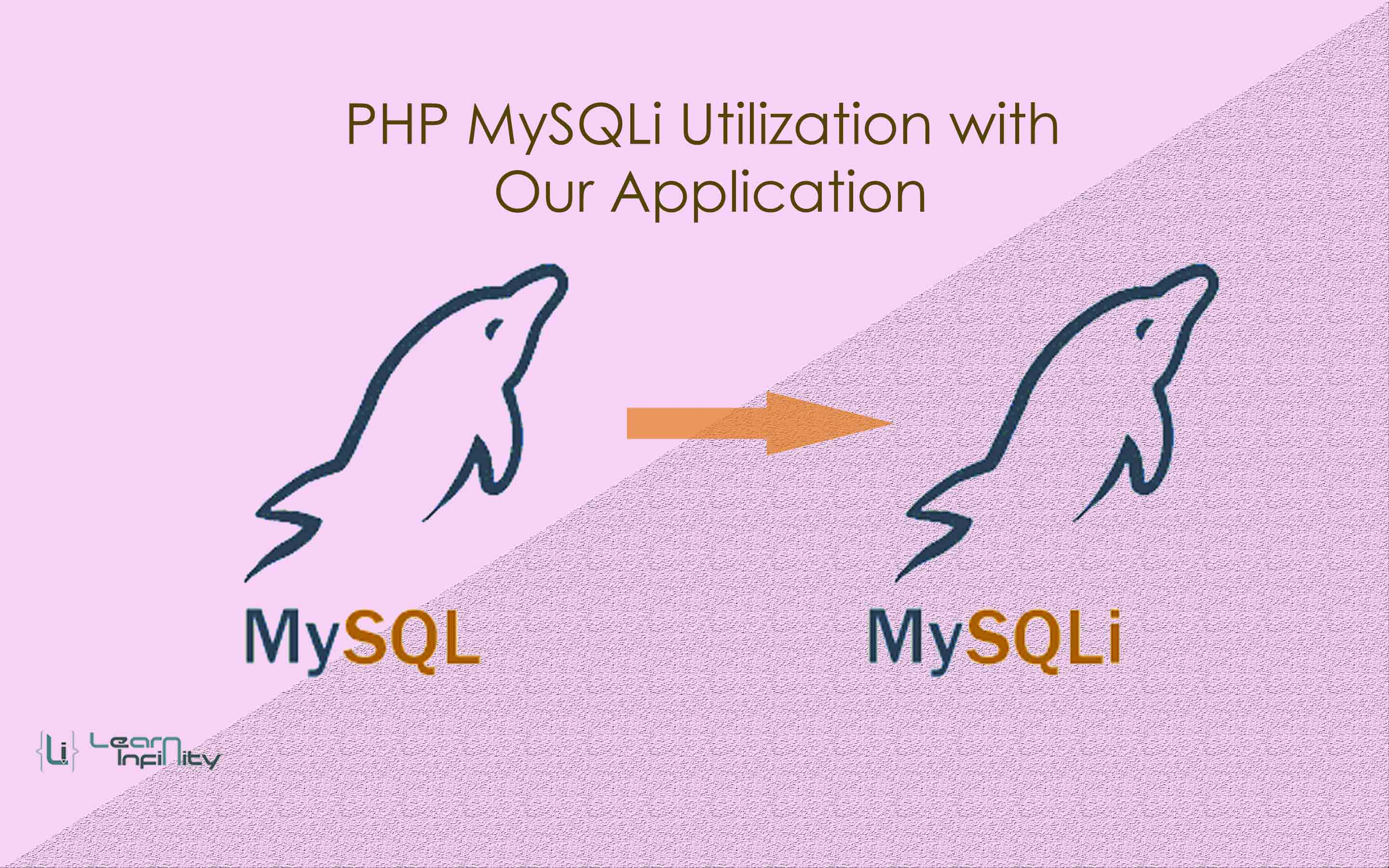 PHP MySQLi Utilization with Our Application