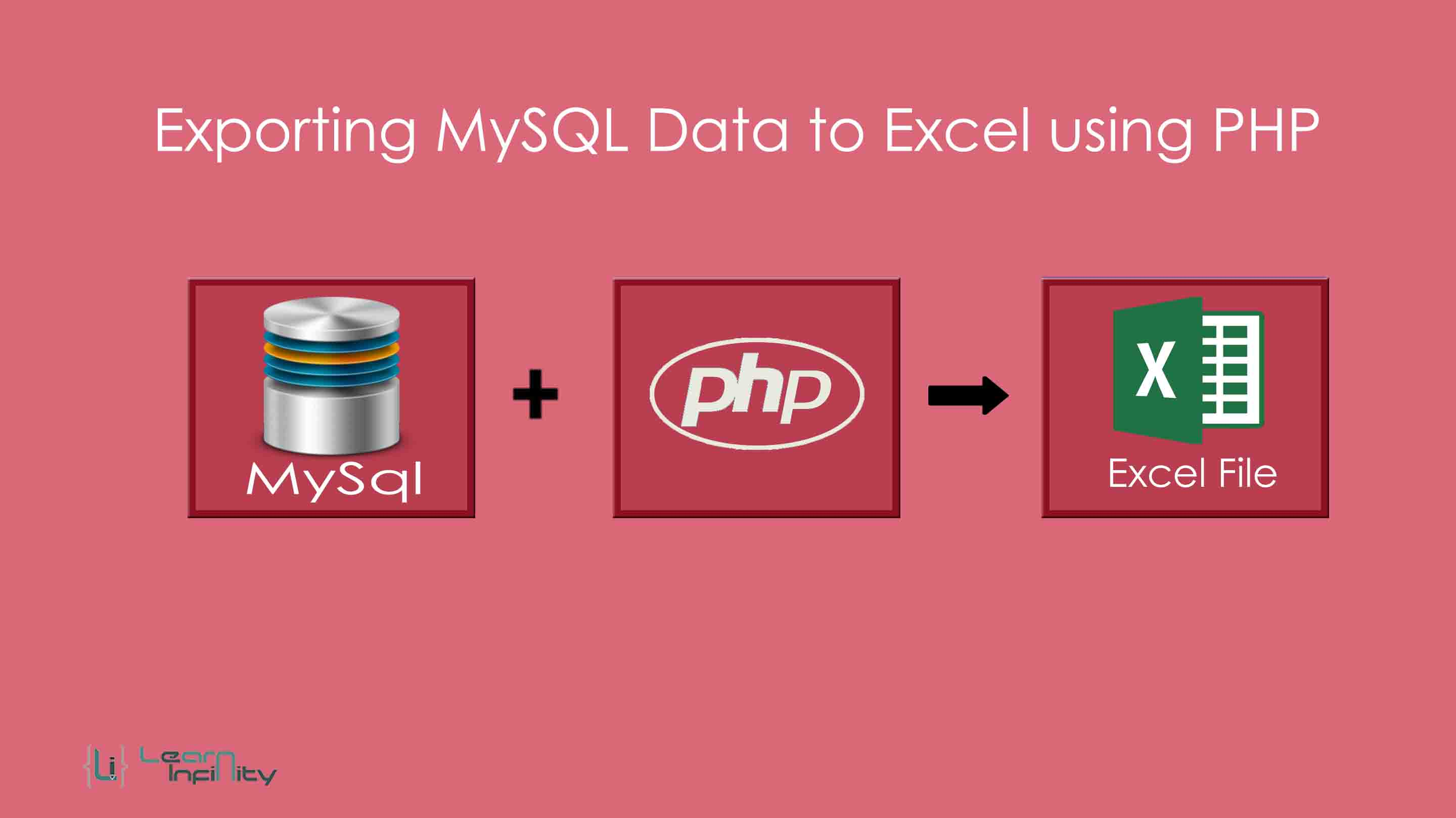 Exporting MySQL Data to Excel using PHP