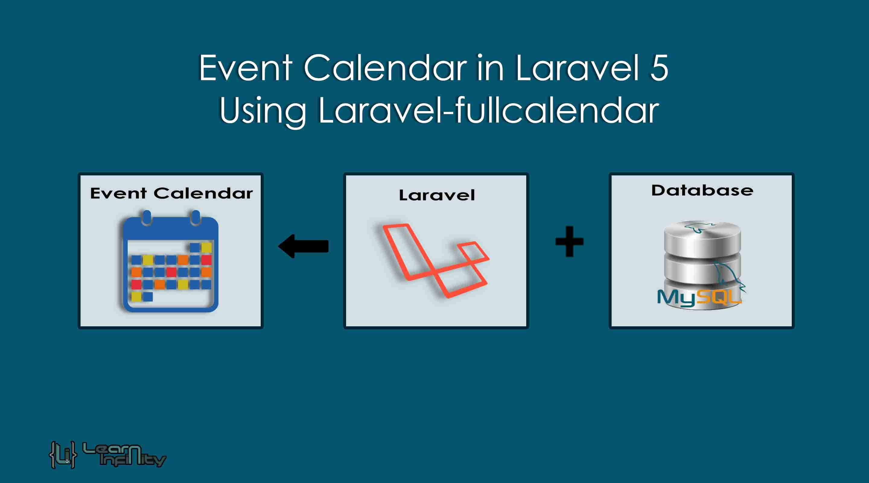 Event Calendar in Laravel 5 Using Laravel-fullcalendar ~ Learn Infinity