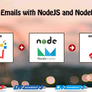 Send Emails with NodeJS and NodeMailer